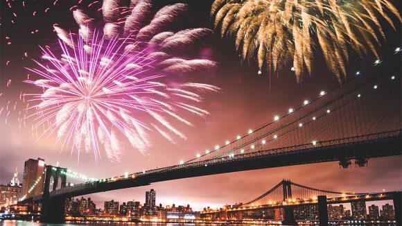 Une nouvelle année signifie nouvelle panneau d'affichage extérieur
