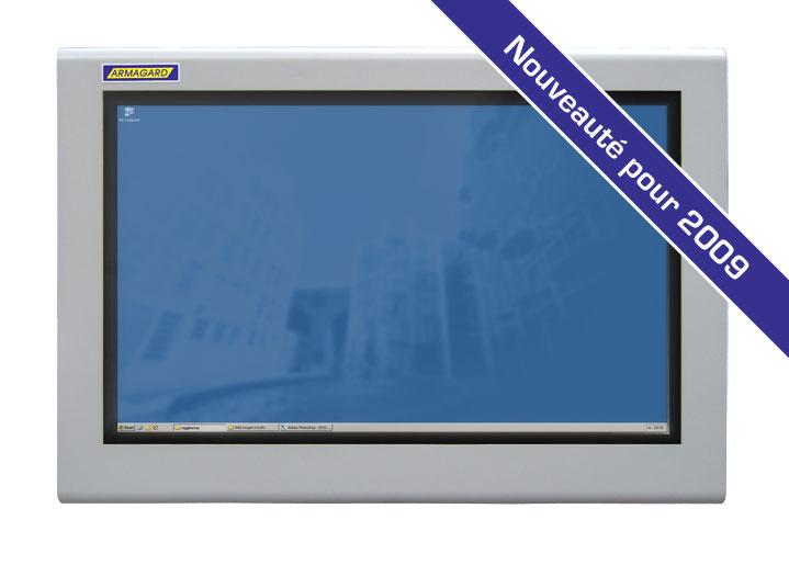 Armagard LCD enclosure