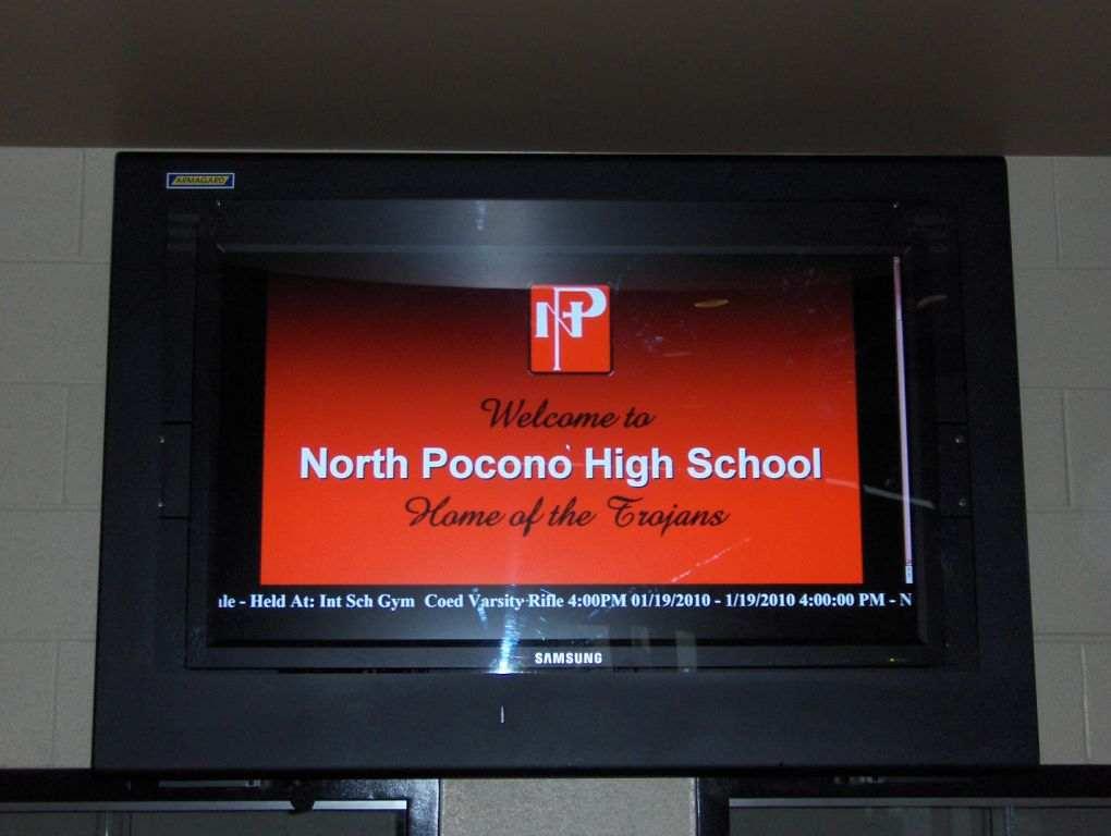 LCD armoire de l'enseignement scolaire